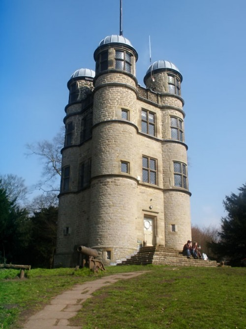 The Hunting Tower, Chatsworth