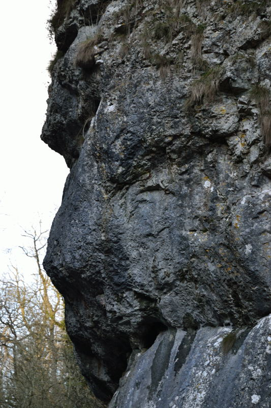 Lions Head Rock, Dovedale