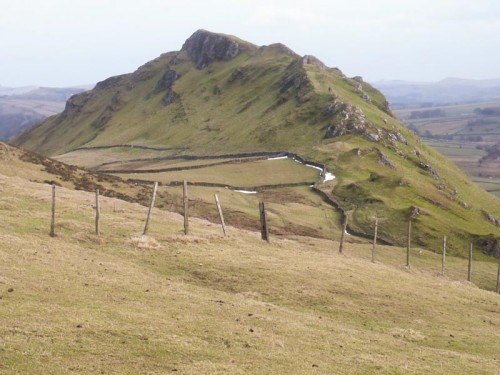 Chrome Hill from Tor Rock
