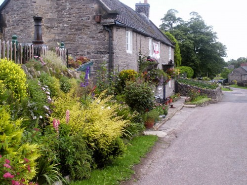 Cottage and Garden, Tissington