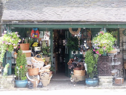Craft & Gift Shop, Tissington