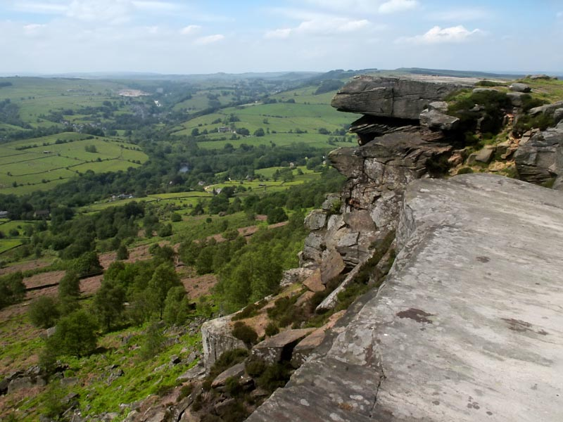 Curbar Edge And Froggatt Edge Walk Snap The Peaks