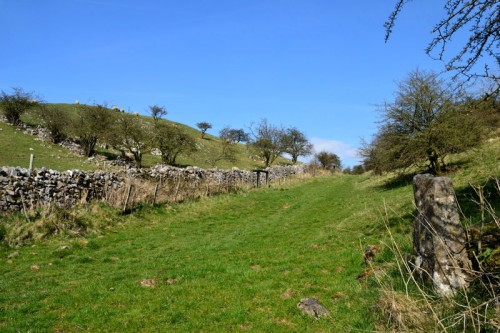 Footpath between Sugarloaf and Summerhill