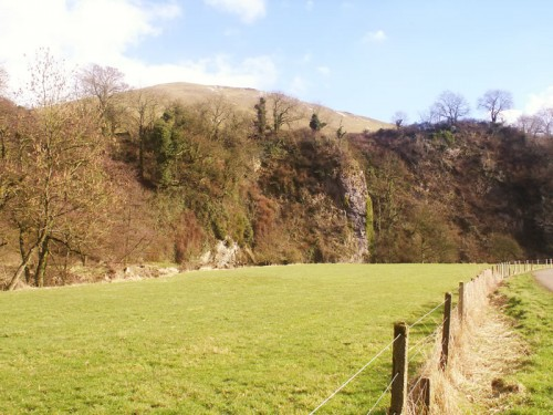 The Manifold Valley south of Wetton Mill