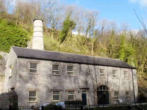 The Old Gas House, Litton Mill