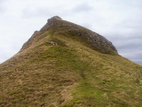 The Peak of Parkhouse Hill