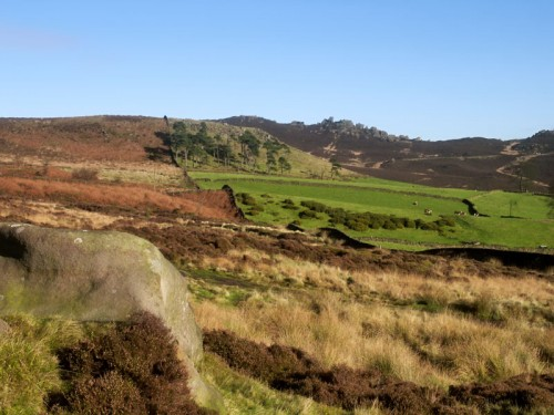 Ramshaw Rocks from The Roaches