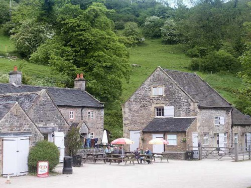 Wetton Mill Tea Room on the Manifold Trail