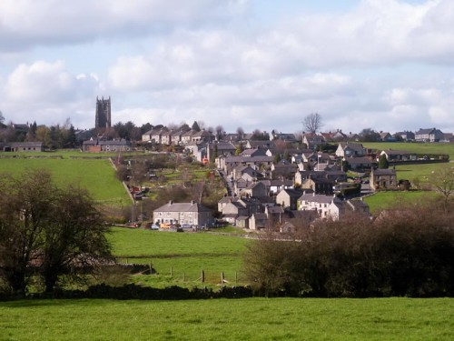 Bradford and Youlgreave