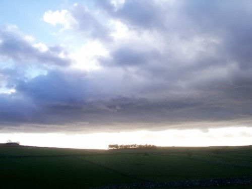A storm approaches Litton